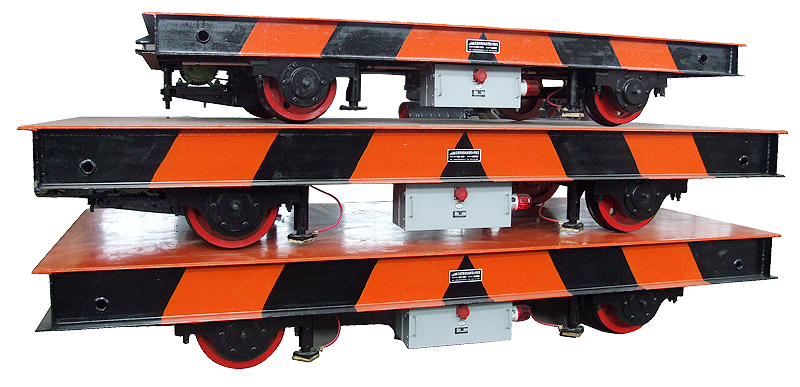 KPD系列电动平车